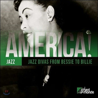 미국의 여성 재즈 보컬 모음집 1920~1950년대 (America! Jazz: Jazz Divas From Bessie To Billie)
