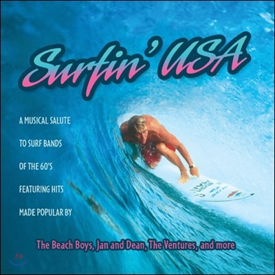 Gary Burnette, Steve Gibson Band - Surfin' USA: The Beach Boys, Jan And Dean, The Ventures And More