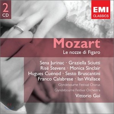 Mozart : Le Nozze Di Figaro : Gui