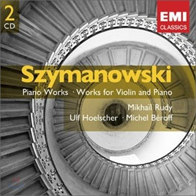 Szymanowski : Piano & Violin Works : RudyㆍHoelscherㆍBeroff
