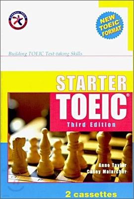 Starter TOEIC 3rd Edition : Cassette Tape(2)