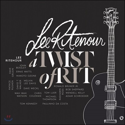 Lee Ritenour - Twist Of Rit