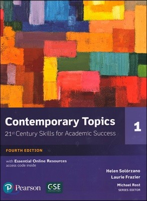 Contemporary Topics 1, 4/E (Online Resources)