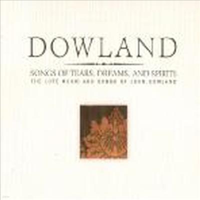 존 다울랜드 : 눈물, 꿈, 영혼의 노래들 - Nigel North