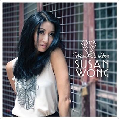 Susan Wong (수잔 웡) - Woman On Love [LP]