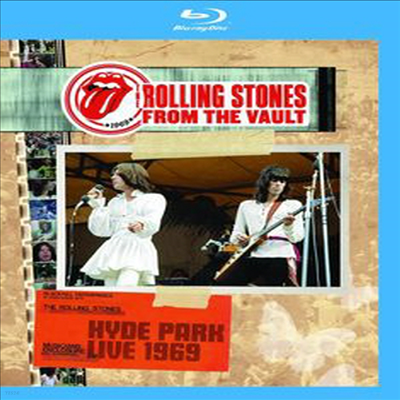 Rolling Stones - From the Vault: Hyde Park 1969 (Blu-ray)(2015)