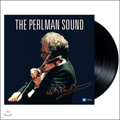 Itzhak Perlman 이차크 펄만 워너 베스트 녹음집 (The Perlman Sound) [LP]
