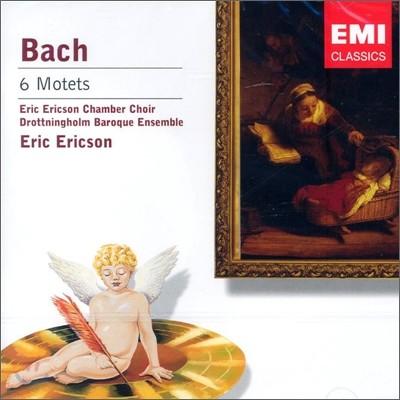 Bach : Motet : Ericson