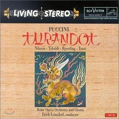 Puccini : Turandot : TebaldiㆍBjorlingㆍLeinsdort