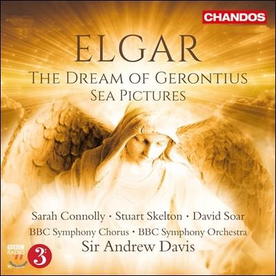 Andrew Davis 엘가: 제론티우스의 꿈, 바다 그림 (Elgar: The Dream of Gerontius, Sea Pictures)
