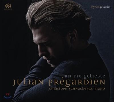 Julian Pregardien 베토벤: 멀리 있는 연인에게 / 슈트라우스: 소녀의 꽃 / 볼프: 뫼리케 가곡집 (An die Geliebte)