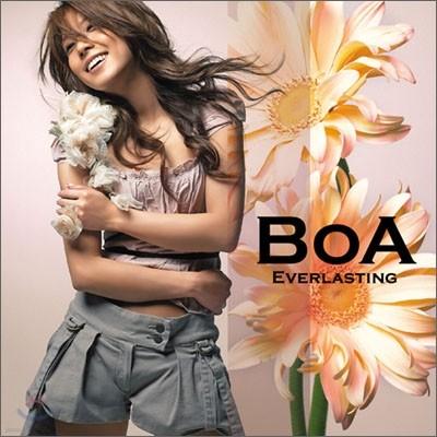 보아 (BoA) - Everlasting (일본발매반)