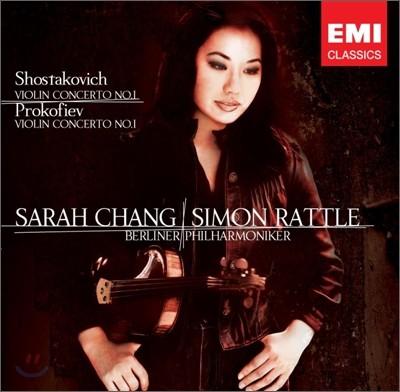 쇼스타코비치 / 프로코피에프 : 바이올린 협주곡 - 장영주