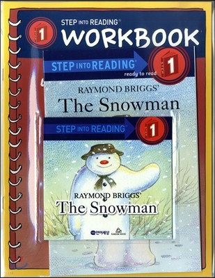 Step Into Reading 1 : Raymond Briggs' The Snowman (Book+CD+Workbook)
