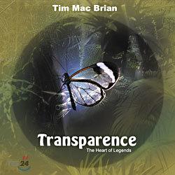 Tim Mac Brian - Transparence