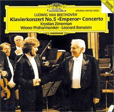 Krystian Zimerman 베토벤: 피아노 협주곡 5번 '황제' (Beethoven: Piano Concerto No.5 Emperor) 크리스티앙 침메르만