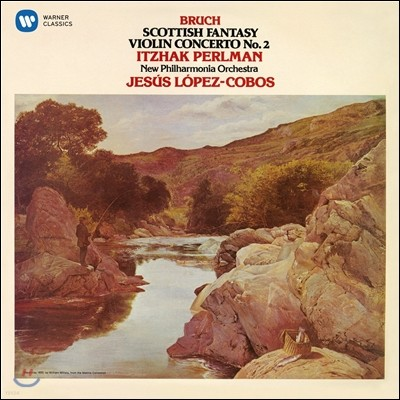 Itzhak Perlman 이차크 펄만 14집 - 브루흐: 스코틀랜드 환상곡, 바이올린 협주곡 2번 (Bruch: Violin Concerto No. 2, Scottish Fantasy)