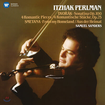Itzhak Perlman 이차크 펄만 36집 - 드보르작: 소나티나, 로맨틱 소품 / 스메타나: 나의 조국으로부터 (1985) (Dvorak: Sonatina, Romantic Pieces Op.75 / Smetana: From My Homeland)
