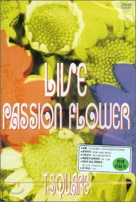 티스퀘어 (T-Square) Live Passion Flower