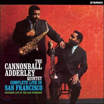 Cannonball Adderley (캐논볼 애덜리) - In San Francisco (샌프란시스코 라이브) [LP]