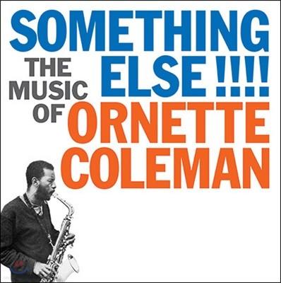 Ornette Coleman - Something Else [LP]