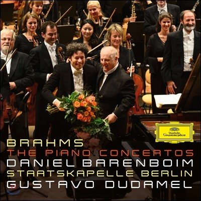 Daniel Barenboim / Gustavo Dudamel 브람스 : 피아노 협주곡 1, 2번 (Brahms: Piano Concertos No.1, 2) 다니엘 바렌보임 / 구스타보 두다멜