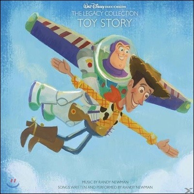 토이 스토리 사운드트랙 (Walt Disney Records The Legacy Collection: Toy Story)