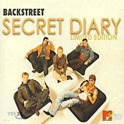 Backstreet Boys - Secret Diary (Black & Blue Limited Edition)