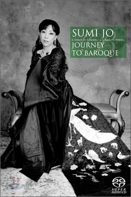 Journey to Baroque 바로크로의 여행 - 조수미 (SACD)