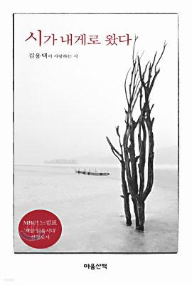 시가 내게로 왔다 : 김용택이 사랑하는 시