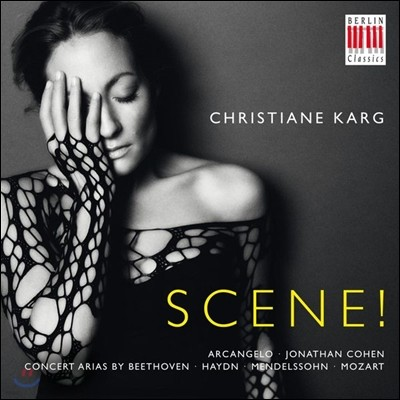 Christiane Karg 크리스티아네 카르크 콘서트 아리아집 - 베토벤 / 모차르트 / 하이든/ 멘델스존 (Scene !)