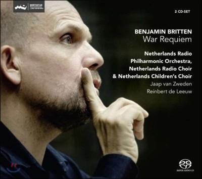 Jaap Van Zweden 브리튼: 전쟁 레퀴엠 (Britten: War Requiem, Op. 66)