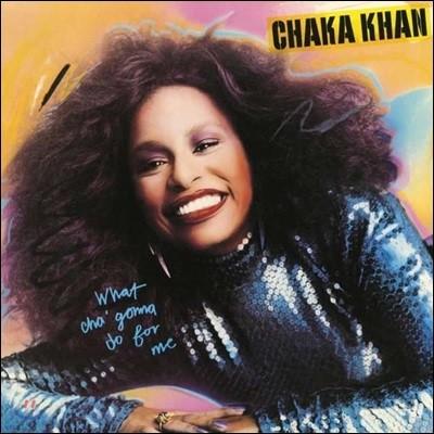 Chaka Khan (샤카 칸) - What Cha' Gonna Do For Me [LP]