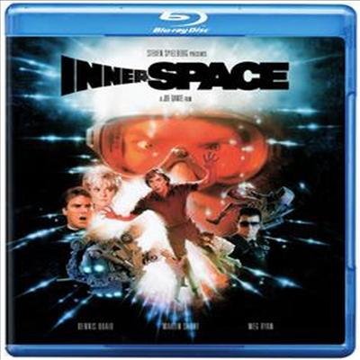 Innerspace (이너스페이스)(한글무자막)(Blu-ray)