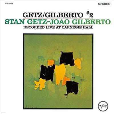 Stan Getz & Joao Gilberto - Getz/Gilberto #2 (Ltd. Ed)(5 Bonus Tracks)(SHM-CD)(일본반)