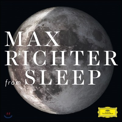 Max Richter 막스 리히터: 수면 (from SLEEP) [투명 컬러 2LP]
