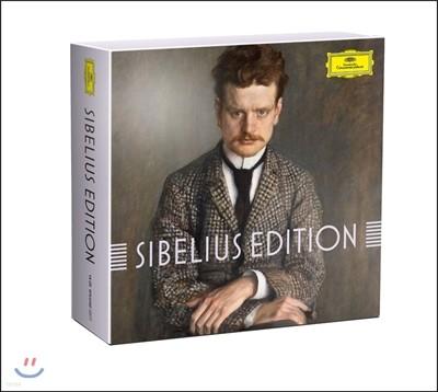 시벨리우스 에디션 (Sibelius Edition) 시벨리우스 탄생 150주년 기념 14CD 특별 한정반