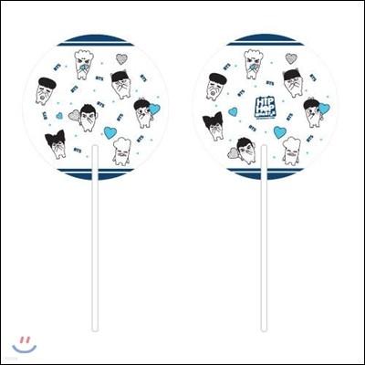 방탄소년단 - 힙합 몬스터 (HIP HOP MONSTER) 부채 B