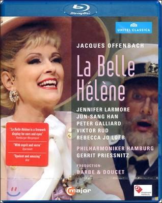 한준상 / Jennifer Larmore 오펜바흐: 아름다운 엘렌 (Offenbach: La Belle Helene) 블루레이