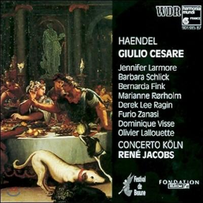 Rene Jacobs 헨델: 줄리어스 시저 (Handel: Giulio Cesare in Egitto)