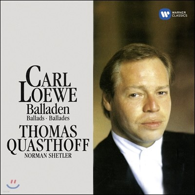 Thomas Quasthoff 뢰베: 발라드 (Loewe: Ballads)