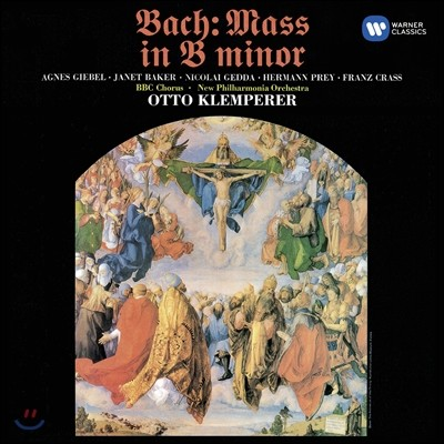 Otto Klemperer 바흐: 미사 b단조 (Bach: Mass in b minor)
