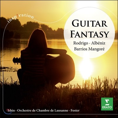 Sharon Isbin 기타 환상곡 - 로드리고: 아랑훼즈 협주곡 (Guitar Fantasy)
