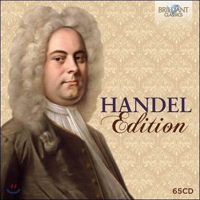 헨델 에디션 (HANDEL: Edition) 65CD