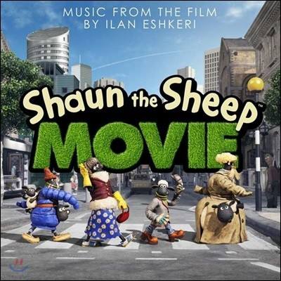 숀더쉽 영화음악 (Shaun the Sheep Movie OST by Ilan Eshkeri)