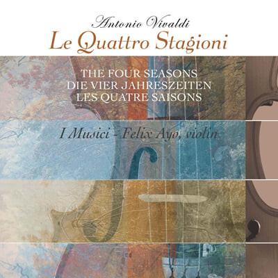 I Musici / Felix Ayo 비발디: 사계 (Vivaldi: The Four Seasons) [LP]
