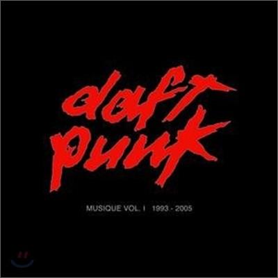 Daft Punk - Musique Vol.1 1993-2005
