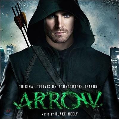 애로우 시즌 1 드라마음악 (Arrow Season 1 OST by Blake Neely)