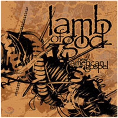 Lamb of God - New American Gospel (Repackage)