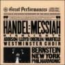 Leonard Bernstein 헨델: 메시아 하이라이트 - 레너드 번스타인 (Handel: Messiah highlights)